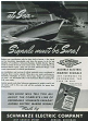 Schwarze Faraday Advertisement