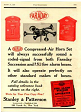 1928 Faraday Air Horn Advertisement
